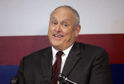 Rangers President Nolan Ryan must be feeling pretty good about the prospects of his team's new prospects.