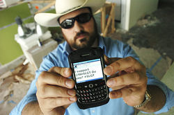 Houston coffeehouse owner J.R. Cohen used Twitter to promote his shop Coffee Groundz, eventually turning the shop into a brick-and-mortar chat room.