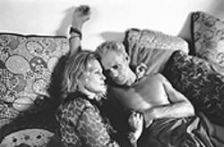 "The old and the beautiful: Beverly D'Angelo and Michael Des Barres wonder, ""Won't you take me to...Sugar Town?"""
