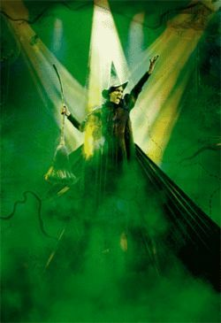 That old black magic: This ho-hum touring production of Wicked (starring Victoria Matlock as Elphaba) proves that the second time isn't a charm.