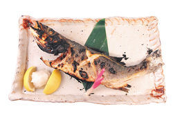 Grilled Whole Bronzini at Tei Tei Robata