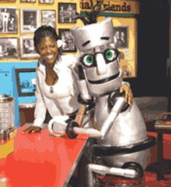 A match made in heaven, no, a laboratory: Robots and Us shows the facts and science fiction of robots.
