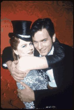 Alas, Obi-Wan hath ventured to the Dark Side. See Moulin Rouge! this Monday at the Angelika Film Center in Plano.