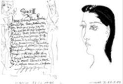 Uniter, not a divider: Picasso illustrated Góngora's sonnets three centuries after their publication.