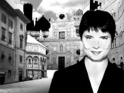 These ain't no Blue Velvet paintings: Isabella Rossellini hosts PBS' Art:21--Art in the Twenty-First Century.