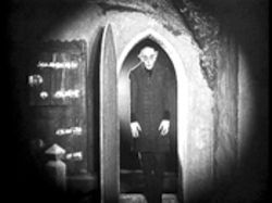 "Go ahead, check out Nosferatu at the Meadows Museum. Of course, ""it will cost you sweat and tears, and perhaps...a little blood."""
