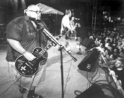 Bowling for Soup at Taste of Dallas 2001