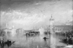 "J.M.W. Turner's ""The Dogana, San Giorgio, Citella, from the Steps of Europa"" (1847)"