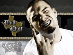 Paul Wall's got the grillz to pay the billz, y'all.