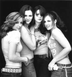The Donnas might not be pop, but now they're on TRL. You figure it out.