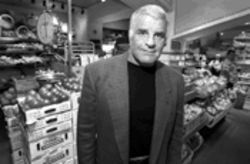 No thanks: Phil Romano, founder of Eatzi's, says Central Market does little more than nip and tuck the agonies and pitfalls of the grocery store.