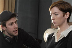 The Office's John Krasinski directs Julianne Nicholson.