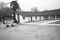 Harrell&#039;s church was one of the first beneficiaries of his newfound wealth.
