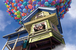 Pixar continues to soar with its latest animated winner, Up.