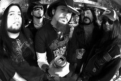 Drink in the new sounds of HELLYEAH!