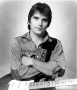 Portrait of the activist as a young musician: Steve Earle, on his way to Guitar Town.