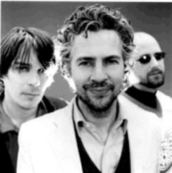 Iron chefs: Flaming Lips are, from left, Steven Drozd, Wayne Coyne and Michael Ivins.