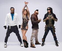 Raise your hands if you joined the Black Eyed Peas just in time for them to start sucking.