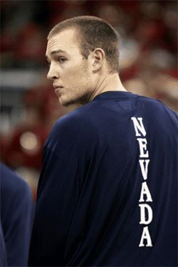 Nevada rookie Nick Fazekas: Dirk Lite or the next Great White Nope?