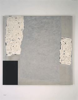 Robert Ryman, Untitled (1963)