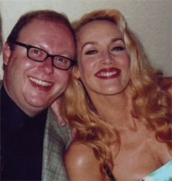 &quot;Wow, I can&#039;t believe I&#039;m with...&quot;: Jerry Hall, George 