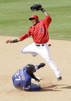 The Rangers are counting on free-agent gem Vladimir Guerrero to bounce back from a subpar 2009 season with the Los Angeles Angels.