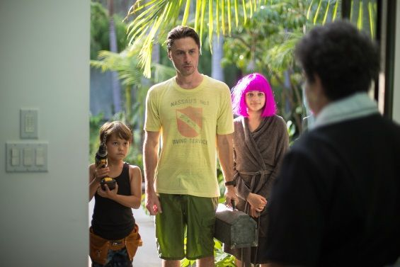 Zach Braff's Crowdfunded <i>Wish I Was Here</i> Is Just Good Enough.